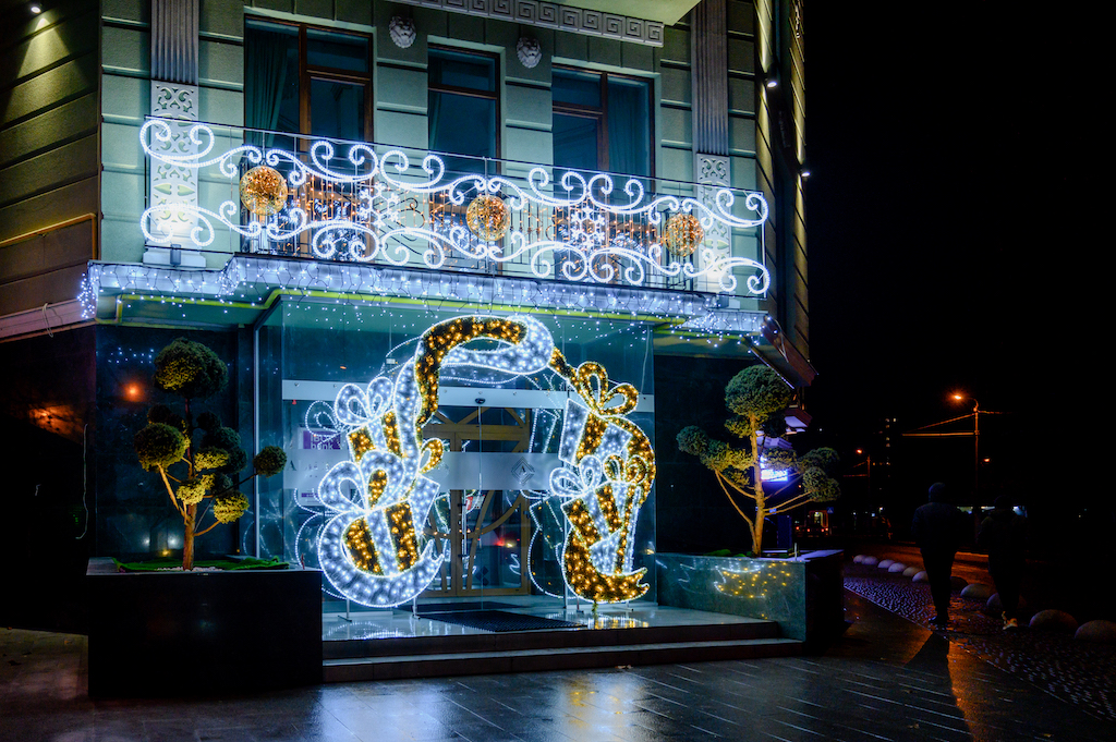 "Odessa. Restaurant ""Zolotoe Runo"". 2021 — Lumiere 